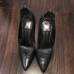 Dolce Vita Shoes - Dolce Vita Black Kaiko Heel